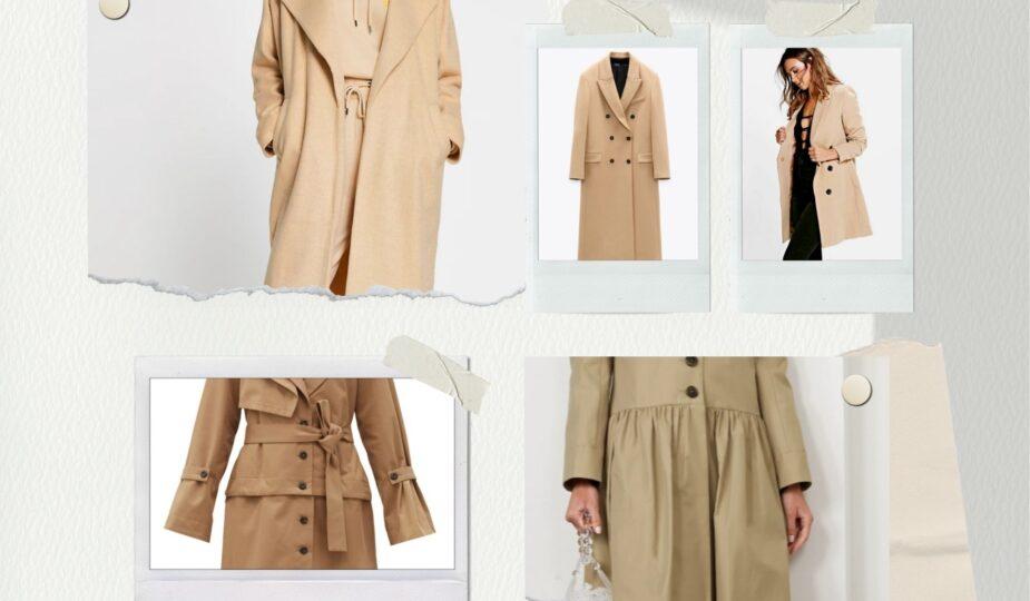 best camel coats